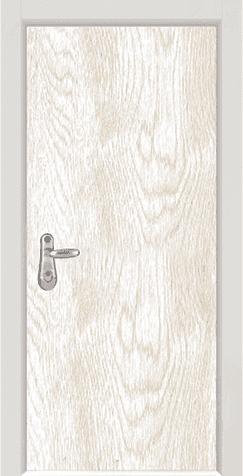 דלת כניסה Basic 2020 מצופה PVC