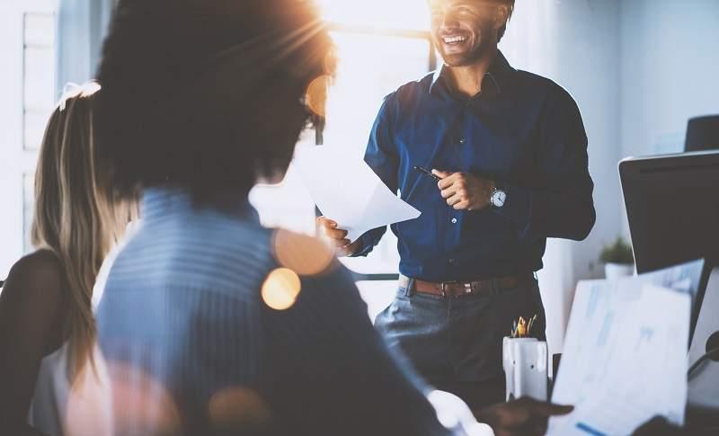 דלתות פנים חדשניות למשרדים