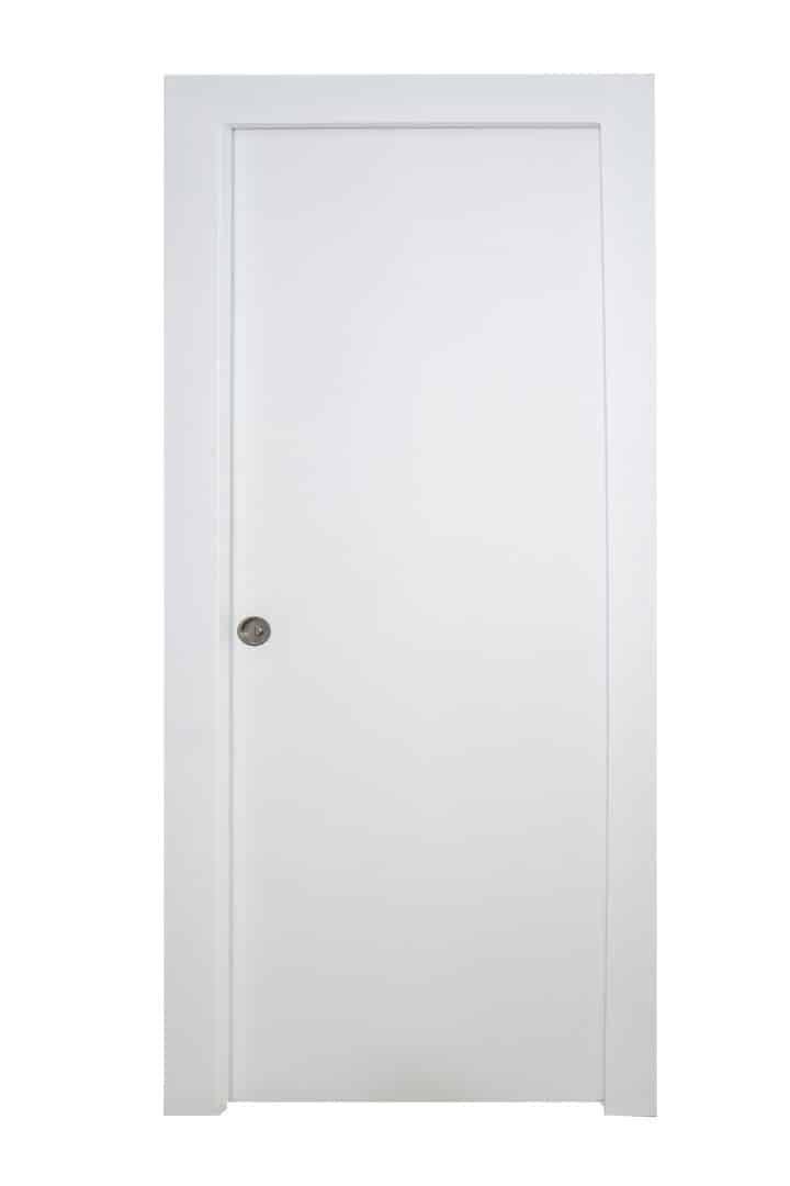 דלת הזזה שריונית חסם